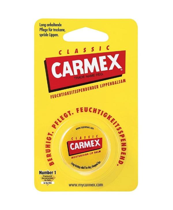 Carmex - Le Pot Classic, Baume à Lèvres