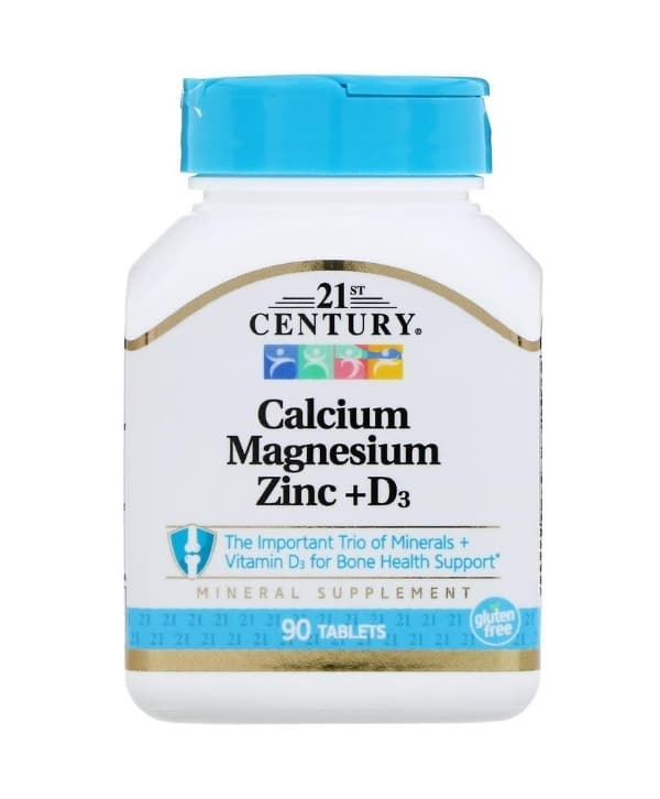 Calcium Magnesium Zinc Maroc